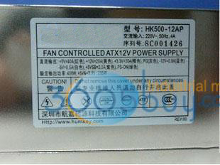 ФОТО 400W Server Power supply industrial Rock 500 HK500