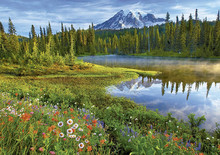 Diamond Painting National park Natural scenery embroidery landscape Mosaic Corss Stitch decor