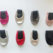 Foldable Rollable Flats Wedding for Guests, Ballerinas for Guests, Foldable Ballerinas, Wedding Ballerinas in big discount