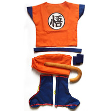 Kid's Dragon Ball Z Cosplay Costume