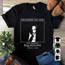 John Wick Fan T-Shirt Christmas Middle Aged Top Tee Cotton Fashion T Shirt Free Shipping Newest 2018 Plus Size