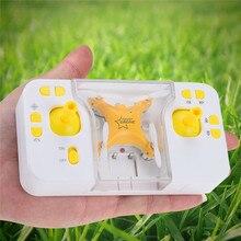 Date L6058 2.4G 4CH Minuscule Mini Quadcopter Télécommande Poche Drone Rc Hélicoptère jouets vs JJRC H8Mini Livraison Gratuite Meilleur cadeau