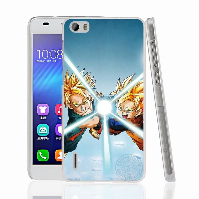 Dragon Ball Z Cell Phone Case for Huawei Honor