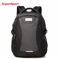 AspenSport Hot 2017 Waterproof Fashion Unisex Backpack Men S Laptop Backpack Notebook Bag For Women Backpack