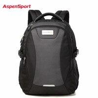 AspenSport Hot 2017 Waterproof Fashion Unisex Backpack Men S Laptop Backpack Notebook Bag For Women Backpack