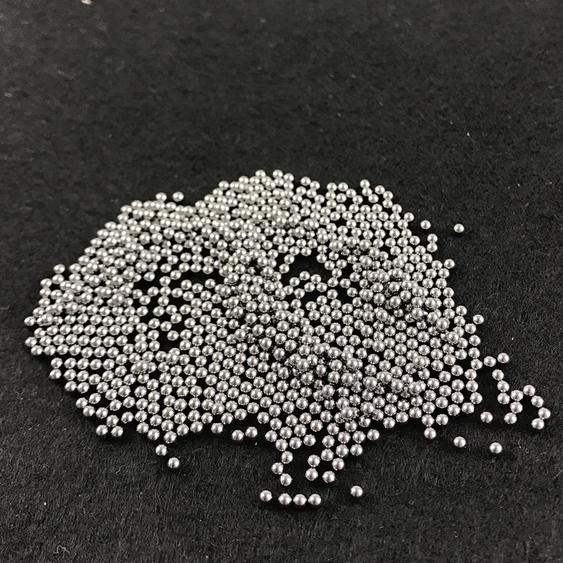 Hot Sale 500pcs/lot Diameter 2mm Outdoor Hunting Bow Slingshot Hunting Pinball High-carbon Ammo Mini Shot Steel Balls Yernea Volume Large Sports & Entertainment Hunting