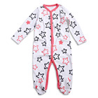 Baby Rompers Long Sleeve Infantil Roupas Cotton Body Suit Cartoon Printed Newborn Baby Girls Clothes Footed Pajama 0-3 months