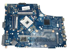 NOKOTION P7YE0 LA-6911P Laptop motherboard Für Acer Aspire 7750 7750Z Intel hm65 DDR3 MBRN802001 MB. RN802.001