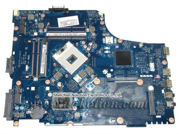P7YE0 LA-6911P Laptop motherboard For Acer Aspire 7750 7750Z Intel hm65 DDR3 MBRN802001 MB.RN802.001