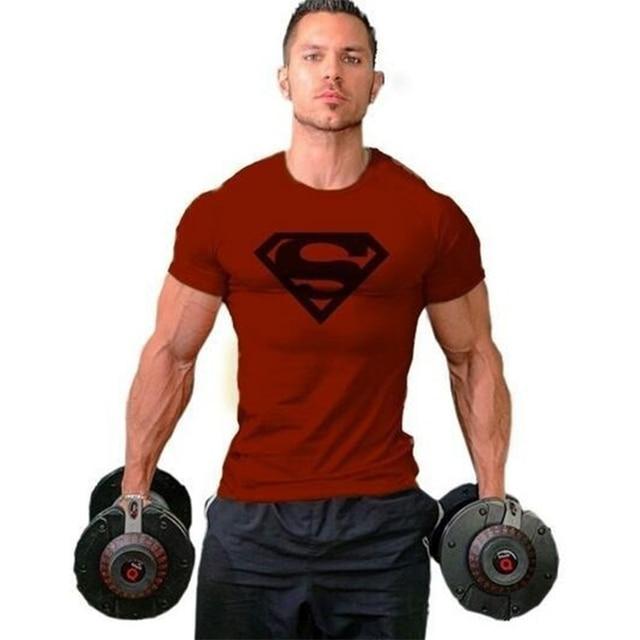 ZOGAA LOGO Comic Super hero Superman Camiseta Capitão América The Flash Marvel Filme Cosplay Homens Camisetas Geek Super hero tee