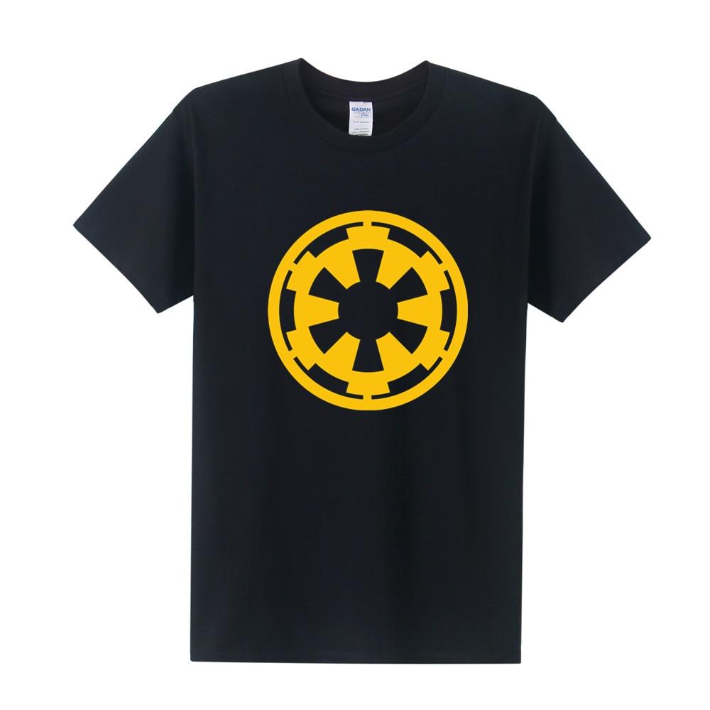 classic star wars empire logo tshirt