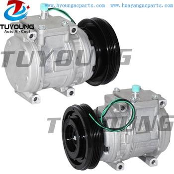 10PA15C компрессор de ar condicionado de carro для экскаватора Daewoo 130 2208-6013B 22086013B 2208-60-13B