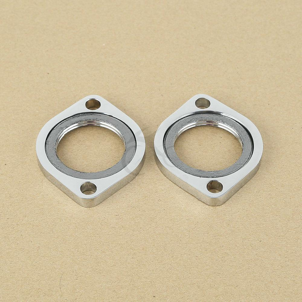 Exhaust Flange Screamin Eagle Performance Gasket For Harely Touring Electra Glide Heritage Softail Dyna 84-16