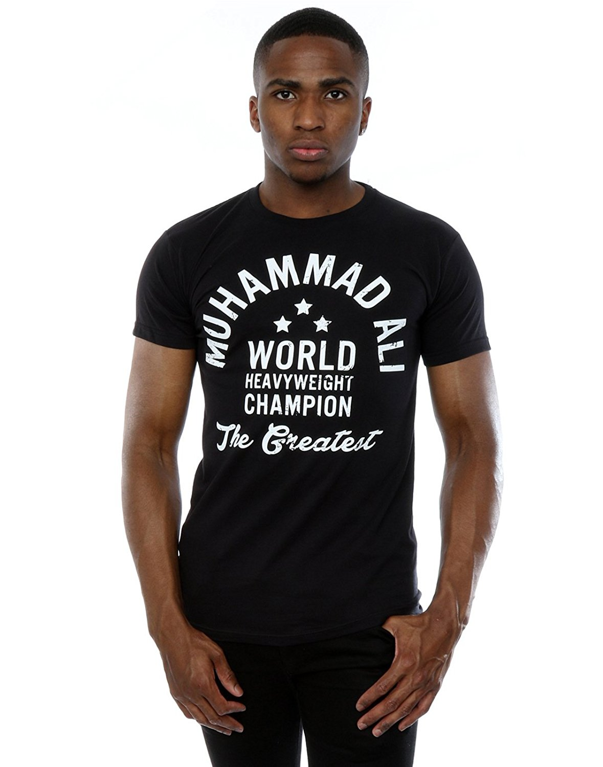 Cheap Men T Shirt Fashion Men 39 S Cotton Shirt Muhammad Ali