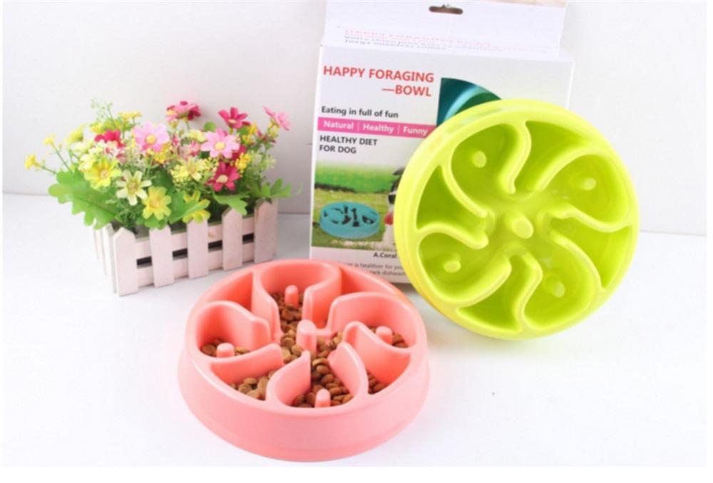 Tazones de plastico para alimentación de mascotas 3