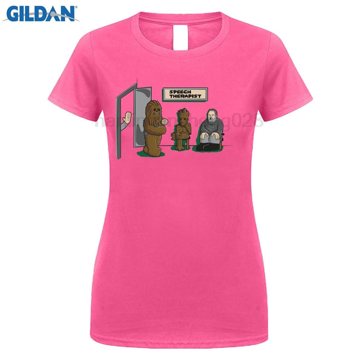Возьмите логопед Футболка женская футболка