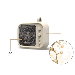 Image 4 - Auriculares Bluetooth inalámbricos estilo TV con carcasa para funda de Airpods, funda protectora completa de caucho blando de silicona para Airpods