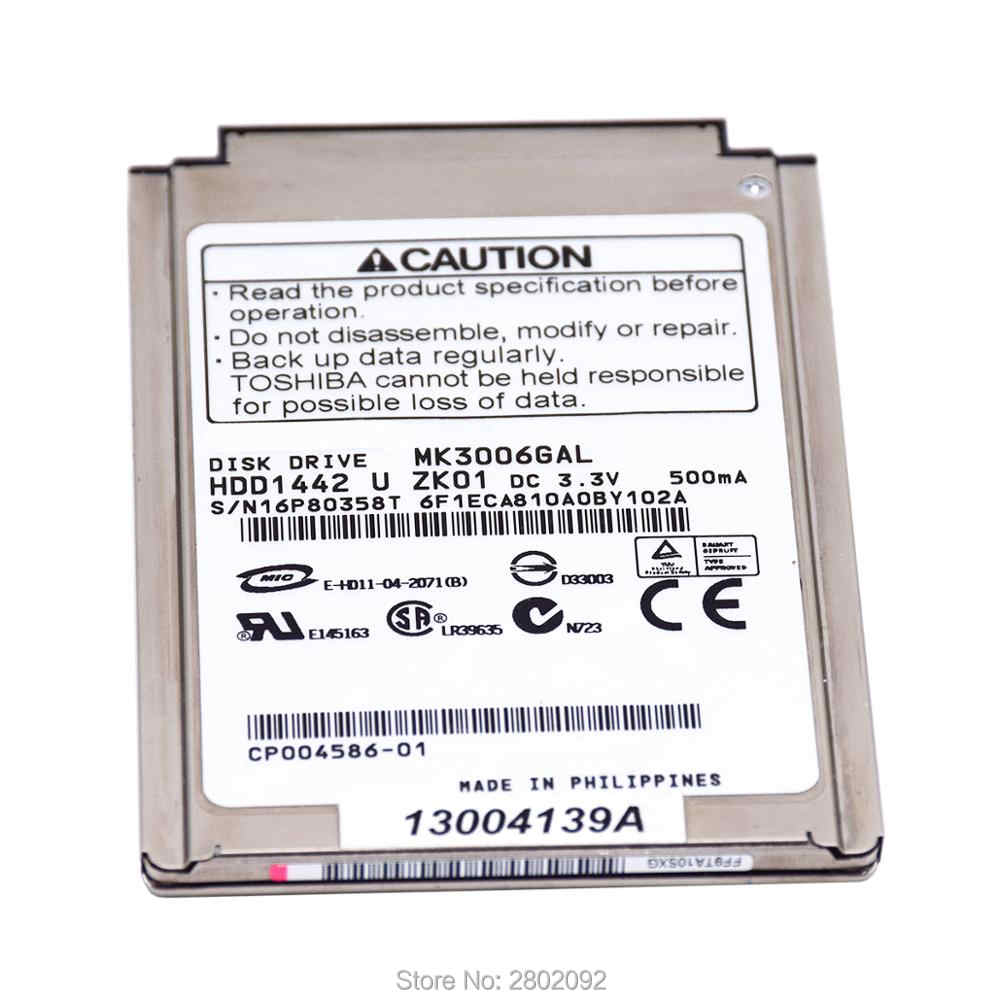 Compact Flash Hard Drive Replacement New 1 8