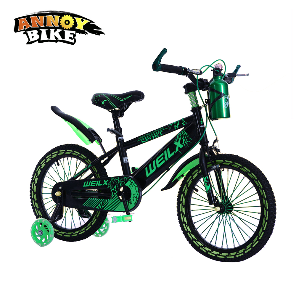 12''14''16'' Kids Bike Children Bicycle For 2-8 Years Boys and Girls Ride Kids Bicycle With Pedal Toys Children Bike Colourful Adult