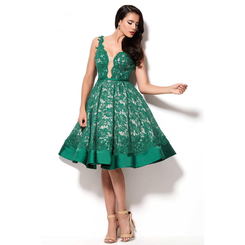 Winter Lime Green Semi Formal Dresses  Dress images
