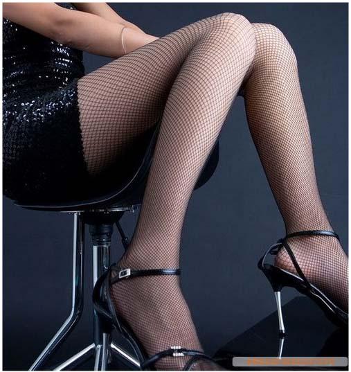 Envío libre brisa Borracho! Sexy negro de malla medias de red pantimedias medias negras la tentación de gran red de malla pequeña red