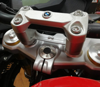 Modified for BMW G310GS G310R Riser heightening Handle Increase Handlebars Adapters