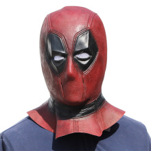 Deadpool 2 Marvel Masks Halloween Cosplay Costume Props Superhero Movie Deluxe Latex Mask Full Face Helmet