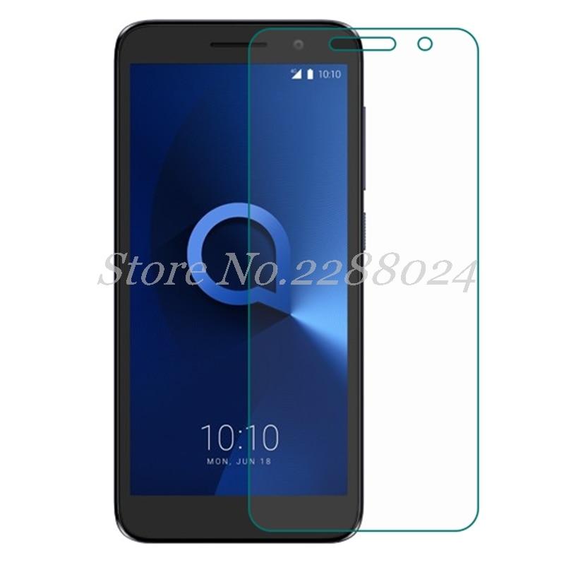 Купить Закаленное стекло для смартфона 9 H для Alcatel 1 2018 2019 5033D стекло Взрывозащищенная защитная пленка для экрана Защитная крышка для телефона на Алиэкспресс