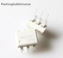 Gratis Verzending 500PCS MOC3041 DIP 6 Nieuwe originele