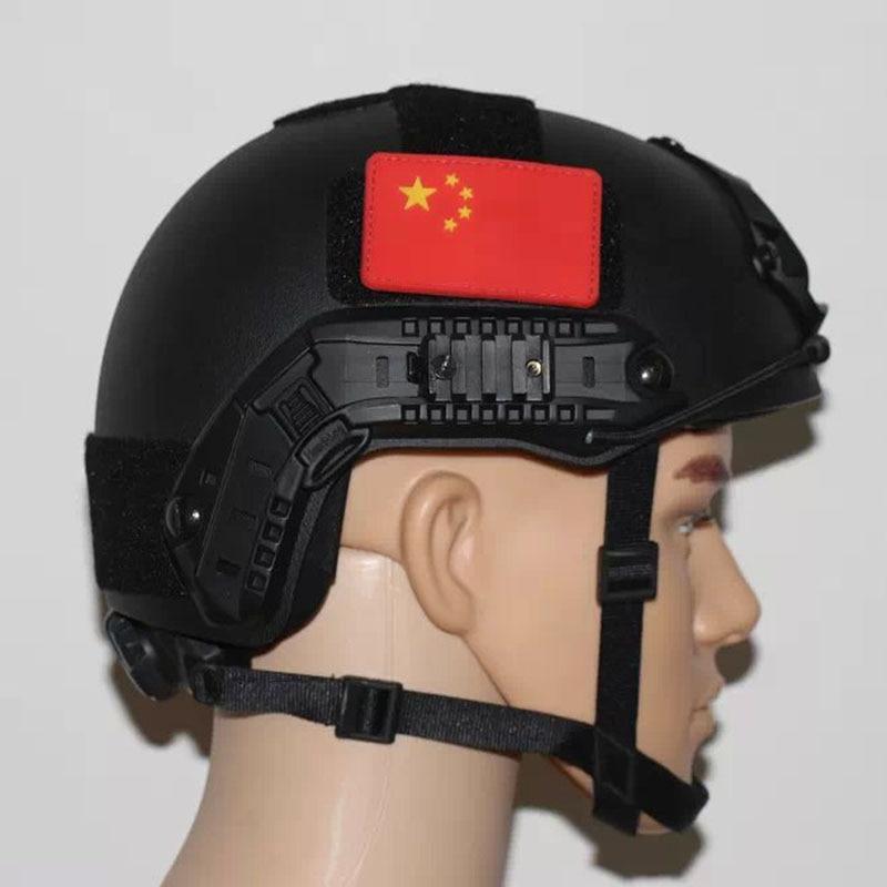 Schutzhelm Arbeitsplatz Sicherheit Liefert Standard Militärische Fast Helm Mh Typ Tactical Combat Gear Sport Sicherheit Military Airsoft Helm Schwarz Kostenloser Versand Hochwertige Materialien