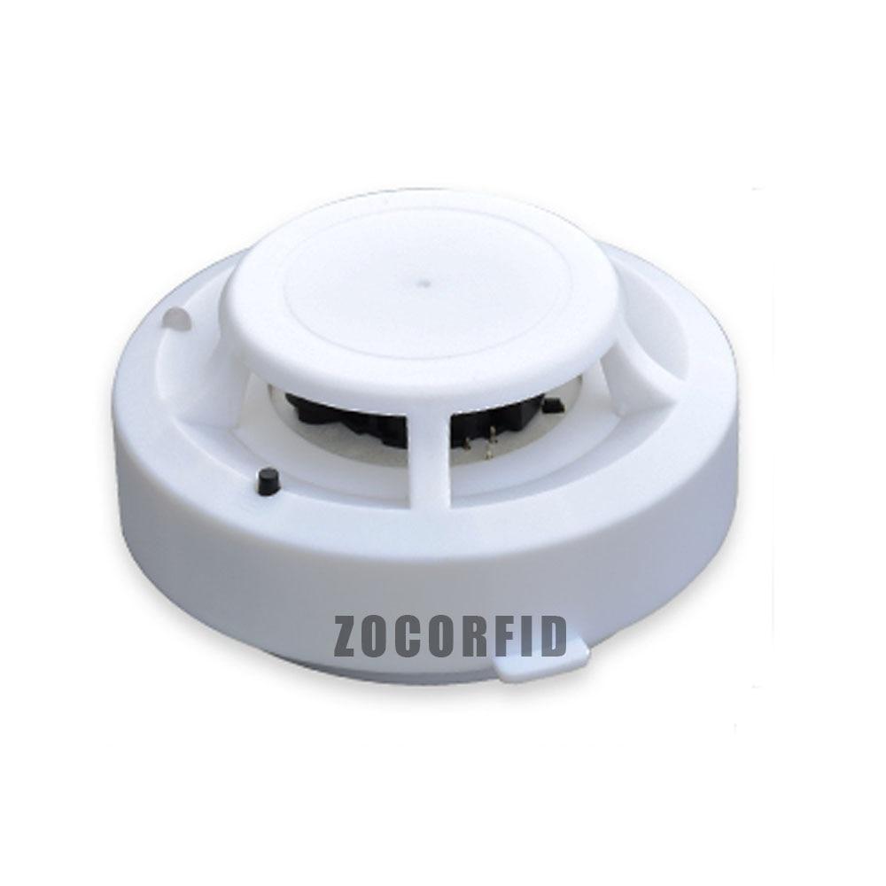 5pcs/lot Standalone Fire Alarm Cigarette Smoke Detector Home Office Smoke Sensor Alarm Warn Safety Siren Sensor W/ 9V Battery