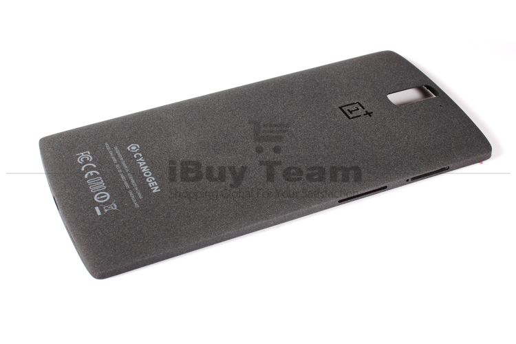 free shipping ae027 1538a Original Back Battery Cover for Oneplus one Battery Housing Door ...