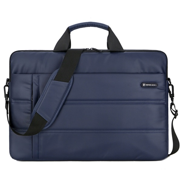 3c901a19f467 US $25.76 14% OFF|BRINCH Thick Waterproof 13.3 Inch 15.6 Inch Portable  Business Laptop Notebook Shoulder Bag Protective Man and Woman Computer  Bag-in ...