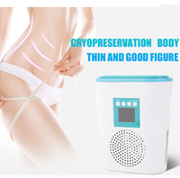 Mini Portable Fat Freezing Cryolipolysis Liposuction Vacuum Slimming Beauty Machine