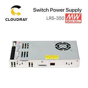 Image 2 - Meanwell alimentation électrique Meanwell LRS 350, 12V, 24V, 36V, 48V, 350W, MW, marque taïwanaise, LRS 350 24