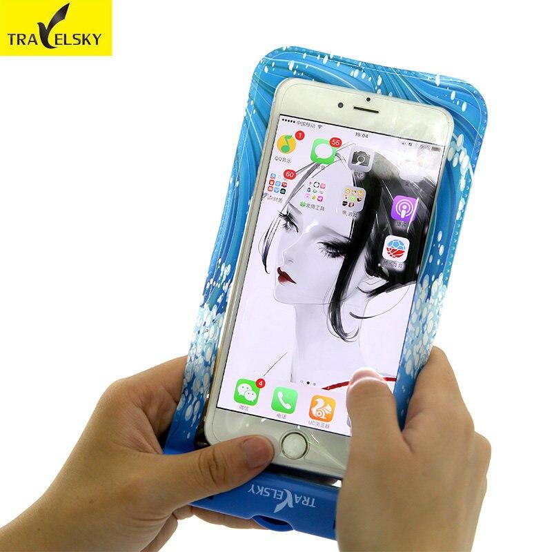 TRAVELSKY Iphone 6s / 6Plus SamsungS5 / S6 OPPO R7 / R9 үшін - Спорттық сөмкелер - фото 4