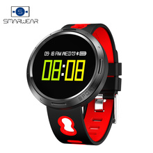 X9-VO Pressão Arterial Inteligente Pulseira Relógio Pedômetro Heart Rate Monitor de Fitness Actvrities IP68 água esportes de Natal ano novo