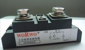H3400z h3350z solid state relay dc 400a industrial grade solid state relays 400a dc to ac non contact contactor