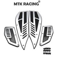 For YAMAHA XMAX X MAX 300 XMAX 250 2017 2018 Motorcycle Accessories XMAX Pad XMAXCNC New Foot Pad Aluminum Alloy Pedal