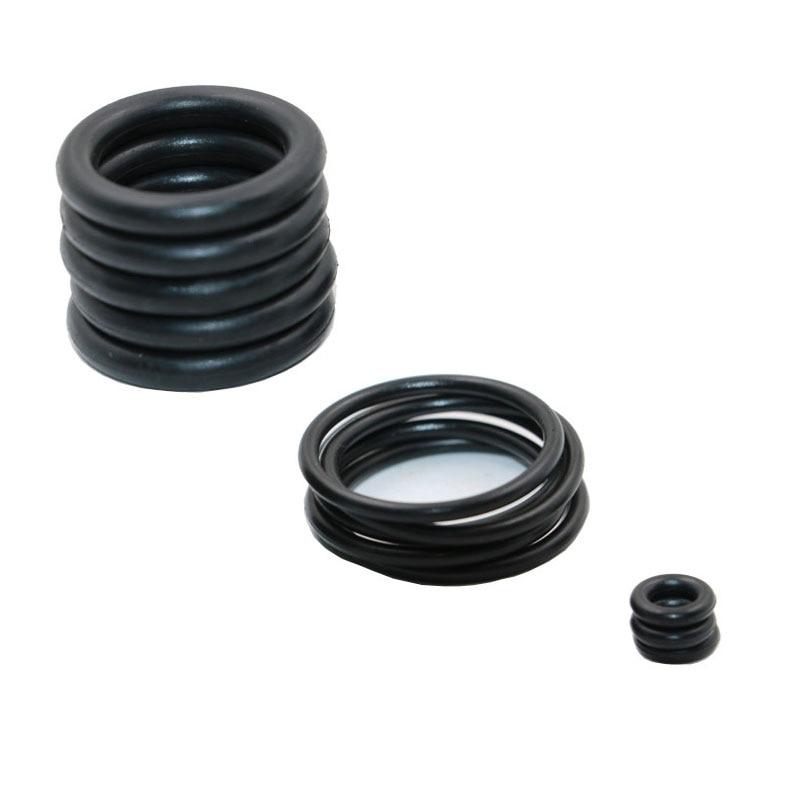 225 Pcs Rubber O Ring Assortment Set Hydraulic Plumbing Gasket ...
