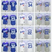 60836518ac4 Majestic Men s Los Angeles Dodgers Sandy Koufax Fernando Valenzuela Adrian  Gonzalez Corey Seager Clayton Kershaw jerseys
