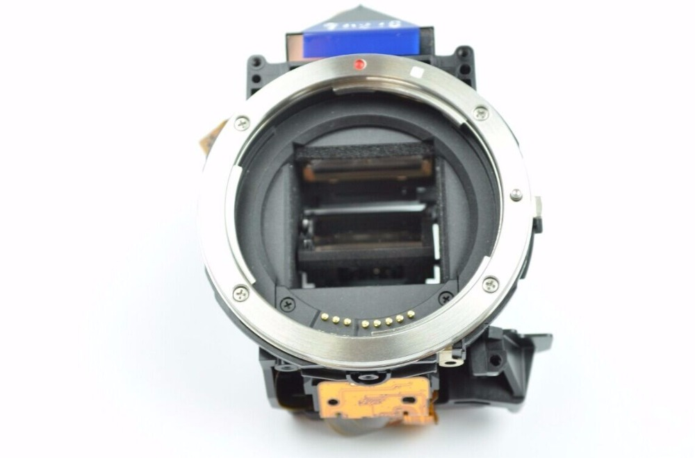 Livraison gratuite! 95% nouvel appareil photo petite boîte principale pour Canon 1200D rebelle T5/Kiss X miroir boîte avec vue Finder remplacement