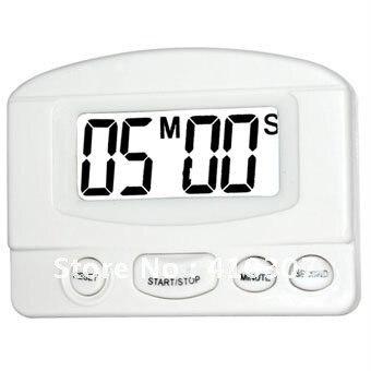 ЖК-цифровой кухонный таймер, обратный отсчет таймер для приготовления пищи подсчет будильник