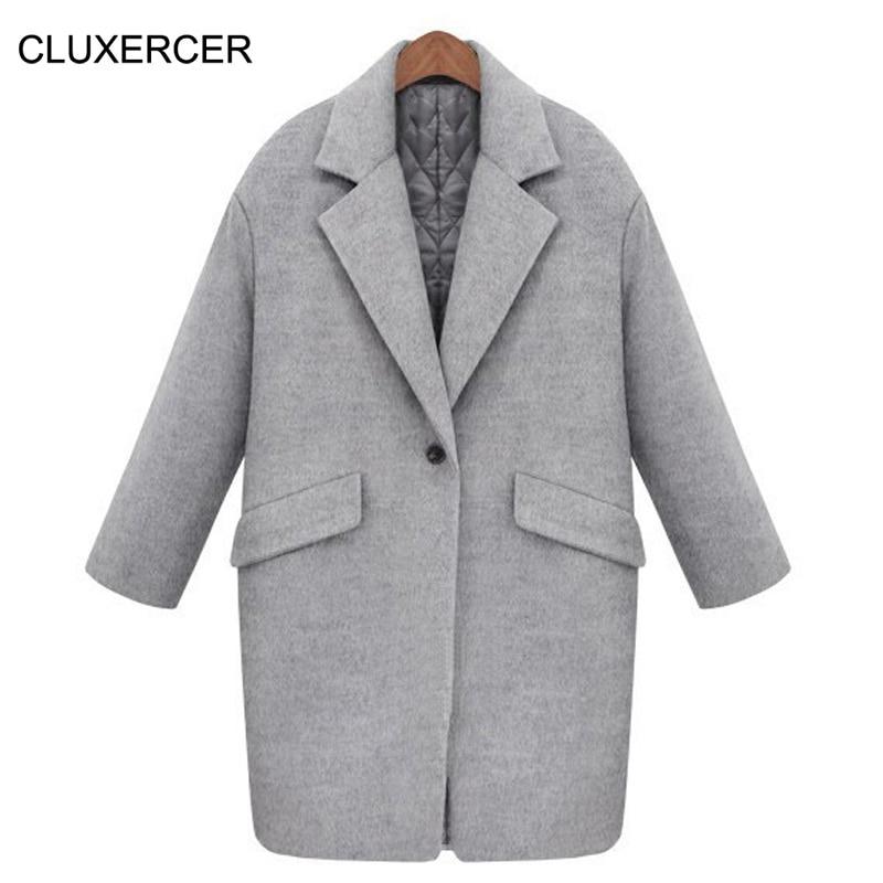 Popular Grey Wool Coat-Buy Cheap Grey Wool Coat lots from China
