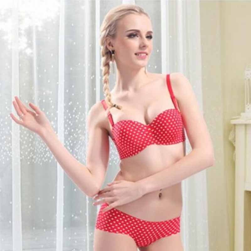 Young Girl Group Convertible Bra Design Sexy Hot Push Up Bra Tape Breathable Invisible Chest Sexy Seamless Sports Bra In Bras From Womens Clothing