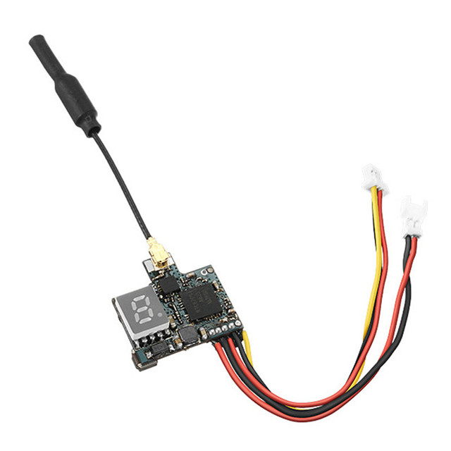 High Quality Eachine VTX02 Super Mini 5.8G 40CH 200mW FPV Transmitter For FPV Multicopter Part