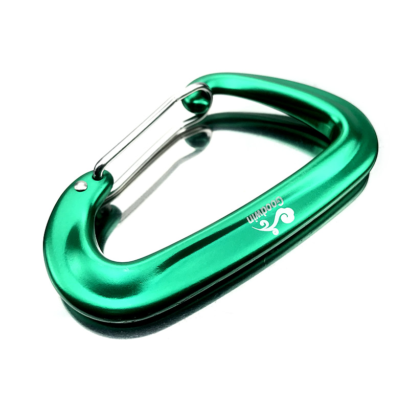 Hammock Hook Bed Furniture Accessory Furniture Frame Hammock Hook Carabiner Snap Hook Hanger Keychain For Hiking