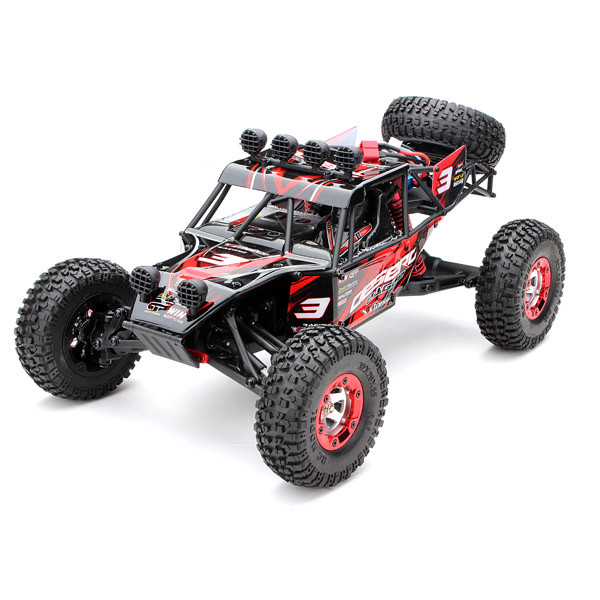 US $212 0  Retail 1/12 2 4Ghz RC Remote Control Truck Dirt Drift Car 4WD RC  Climbing Short Course RTR VS K949 A949 A959 A969 A979-in RC Cars from Toys