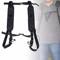 DQ1 Double Quick Camera Shoulder Sling Dual Strap with Quick Release Belt 2 DSLR