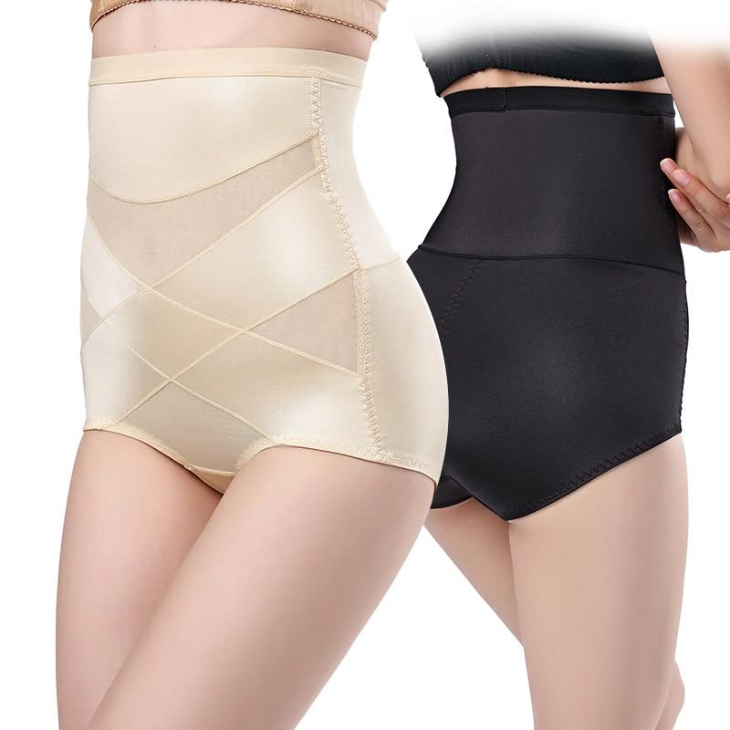 c145c567ad52e waist trainer shapewear butt lifter slimming Belt modeling strap body shaper  sexy lingerie control pants women s panties shaper-in Control Panties from  ...